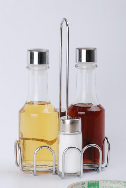 Vinagreras,Oil and Vinegar Cruet  KH-414