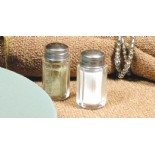 Mini Glass Salt And Pepper Shaker KH-244