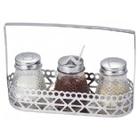 Glass Sugar and Cheese Bowl(KH-101)