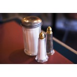 Salt,Pepper And Sugar Dispenser Set KH-327